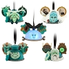 Disney Christmas Ornament Ear Hat Set - The Haunted Mansion