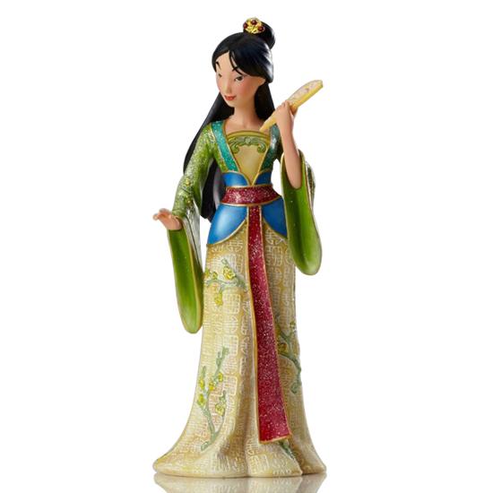 Ddisney Showcase Collection Figurine Couture De Force Mulan