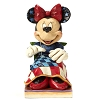 Disney Traditions by Jim Shore Figurine - Americana Minnie Mouse