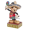 Disney Traditions by Jim Shore Figurine - Mickey in Mexico