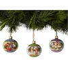 Disney Traditions by Jim Shore Ball Ornaments - Mickey and Pals
