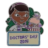 Disney Doctors Day Pin - 2015 Doctors' Day - Doc McStuffins