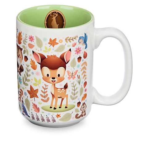 Coffee Cute Characters Disney Cup Bambi IH29YWDE