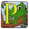 Disney Mystery Pin - Character Alphabet - P - Pascal