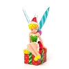 Disney by Britto Figure - Mini Tinker Bell on Present