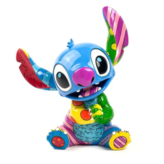 Disney By Britto 4026299 Mini Figurine Grincheux R/ésine 8 cm