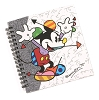 Disney by Britto Notebook - Mid Century Mickey