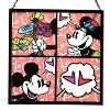 Disney Britto Sun Catcher - Mickey & Minnie Mouse