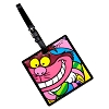 Disney by Britto Luggage Tag - Cheshire Cat