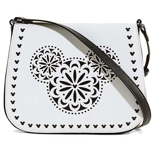 15879e0777 Add to My Lists. Disney Vera Bradley Bag - Laser Cut Mickey - Crossbody