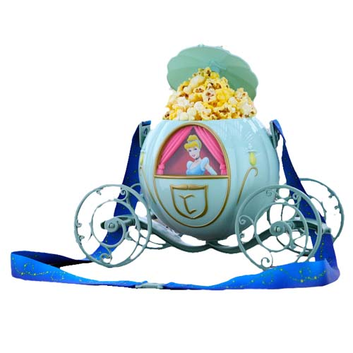 Your Wdw Store Disney Popcorn Bucket Cinderella Carriage