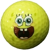 Universal Golf Ball - Spongebob Squarepants 1-pk