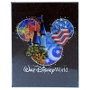 Disney Photo Album - Four Parks Mickey Icon - 100 Pics