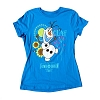 Disney Ladies Shirt - Epcot Flower and Garden Festival 2015 - Olaf