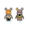 Disney vinylmation 3'' Set - Star Wars Weekends 2015 - Chopper and Zeb