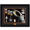 Disney Star Wars Weekends 2015 Framed Pin Set with Completer Pins