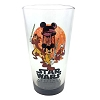 Disney Drink Glass - Star Wars Weekends 2015 Logo