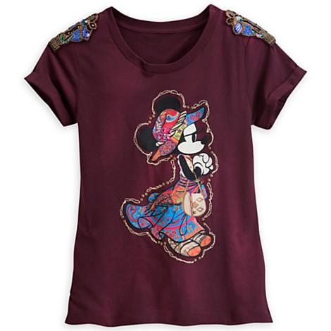 Minnie Shirt Womens
