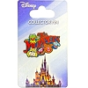 Disney Collector Pin - Florida Souvenir -  The Muppets Group Kermit - Miss Piggy Animal Pin