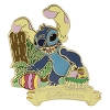 Disney Easter Pin - 2015 Happy Easter Stitch