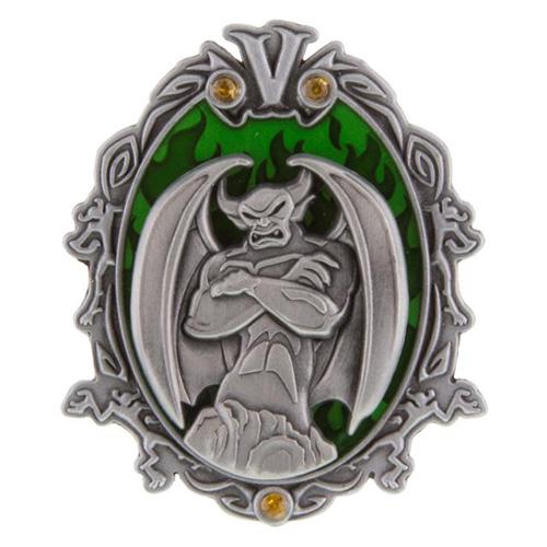 Disney Wonderfully Wicked Pin Chernabog