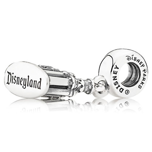 sleeping beauty pandora charms