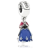 Disney PANDORA Charm - Frozen - Anna Dress