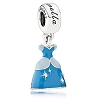 Disney PANDORA Charm - Cinderella Dress Charm