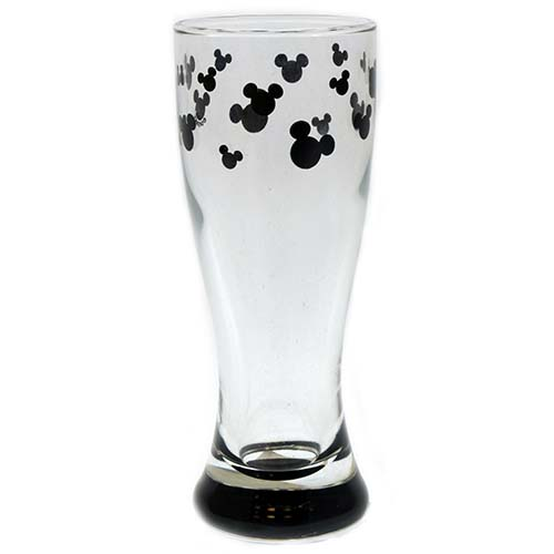 Disney Shooter Shot Glass - Mickey Mouse Icon - Black