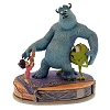 Disney Pixar Monsters Inc. Collection - Markrita - Mike Sulley and Boo