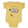 Universal Infant Onesie - Despicable Me Minion - Yellow