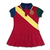 Universal Toddler Dress - Hogwarts Toddler Dress - Multi Colored
