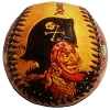 Disney Collectible Baseball - 2015 Pirates of the Caribbean Ride Attraction