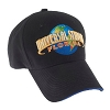 Universal Hat - Universal Studios Florida Black Embroidered Adult Cap
