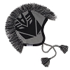Universal Hat - Transformers Decepticons Mohawk Beanie
