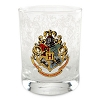 Universal Glass - Hogwarts Crest Double Old Fashioned