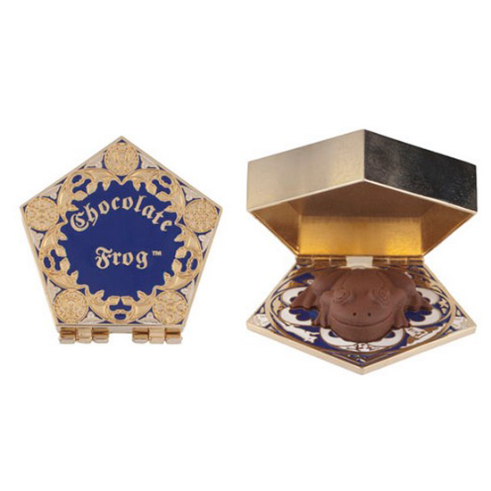 Universal Pin - Harry Potter Chocolate Frog - Hinged and Scented