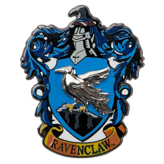 photo regarding Ravenclaw Crest Printable referred to as Common Pin - Harry Potter Ravenclaw Crest Pin Upon Pin