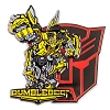 Universal Pin - Transformers Bumblebee Pin On Pin