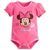 Disney Infant Bodysuit - Minnie Mouse Bodysuit for Baby - Adorable