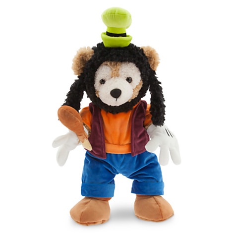 Disney Duffy Bear Clothes Outfit - Goofy Costume - 17''