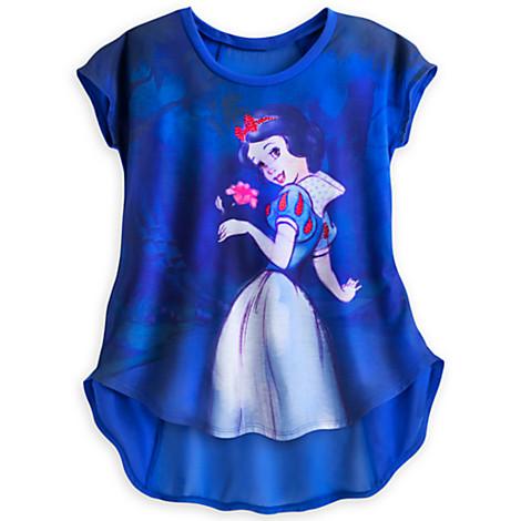 Your WDW Store Disney Ladies Shirt Snow White Fashion
