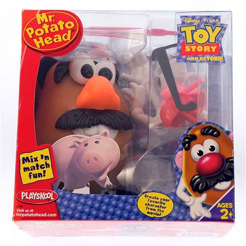 Disney Mr Potato Head Disney Pixar Toy Story And Beyond