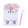 Universal Journal - Despicable Me - Unicorn Plush Journal