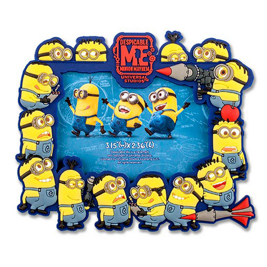 Your WDW Store - Universal Magnet - Despicable Me - Minion Magnet Frame