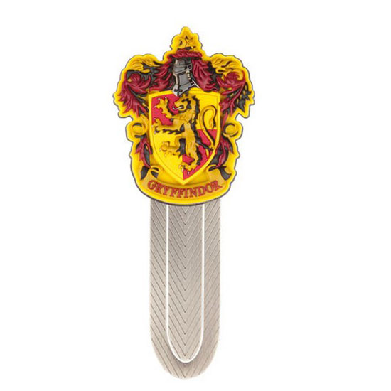 Universal Bookmark - Gryffindor Crest Bookmark
