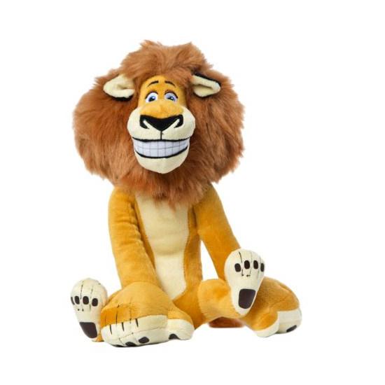 Seaworld Plush Alex The Lion 10 Inch