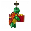 SeaWorld Christmas Ornament - Turtle with Present