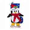 SeaWorld Christmas Stocking - Skating Penguin