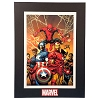 Disney Marvel Lithograph Print - Enforcers - Limited Edition 1000
